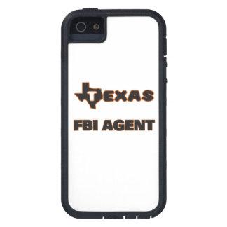 Agente del FBI de Tejas iPhone 5 Carcasas