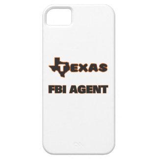 Agente del FBI de Tejas iPhone 5 Funda