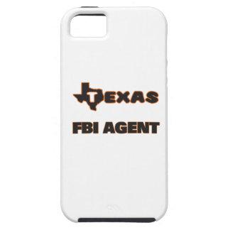 Agente del FBI de Tejas iPhone 5 Carcasa