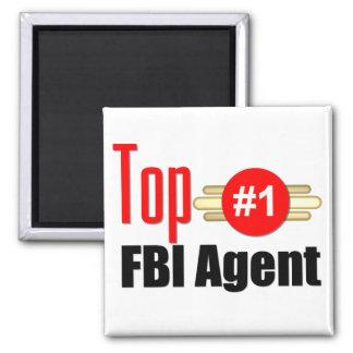 Agente del FBI superior Imán Cuadrado