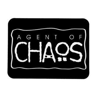 Agente del imán del caos