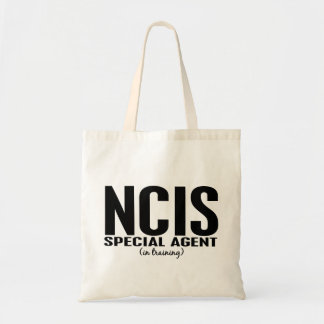 Agente especial de NCIS en el entrenamiento 1 Bolsa Tela Barata