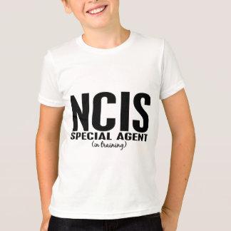 Agente especial de NCIS en el entrenamiento 1 Playera