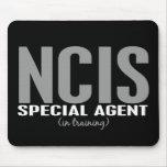 Agente especial de NCIS en el entrenamiento 1 Alfombrilla De Ratón