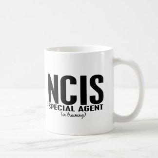 Agente especial de NCIS en el entrenamiento 1 Taza