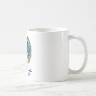 Agente fugitivo de la recuperación taza