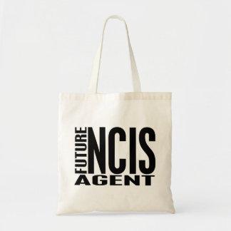 Agente futuro de NCIS Bolsa Tela Barata