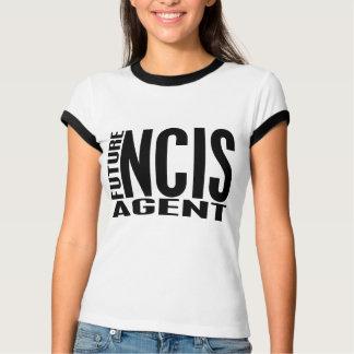 Agente futuro de NCIS Playera