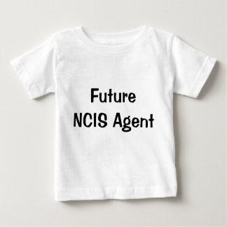 Agente futuro de NCIS Playera De Bebé