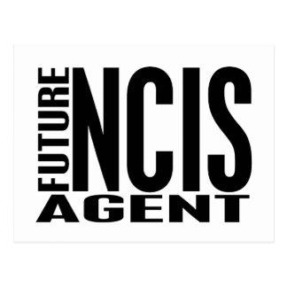 Agente futuro de NCIS Tarjetas Postales