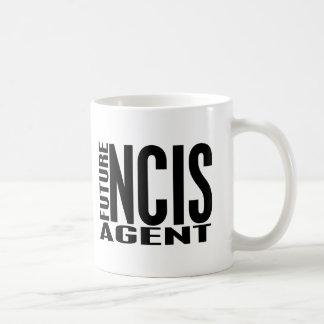 Agente futuro de NCIS Taza Clásica