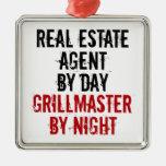 Agente inmobiliario de Grillmaster Ornato