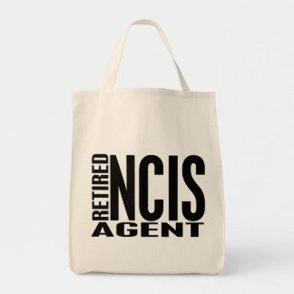 Agente jubilado de NCIS Bolsas