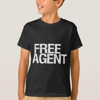 Agente libre playera