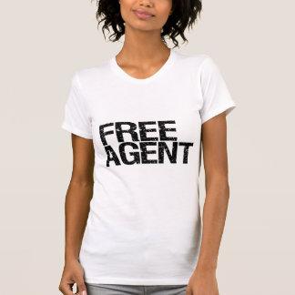 Agente libre (solo) playera