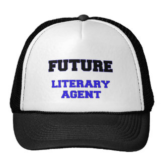 Agente literario futuro gorros