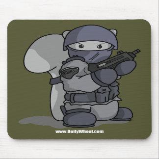Agente Mousepad de SQRL Tapete De Raton
