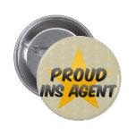 Agente orgulloso del Ins Pin