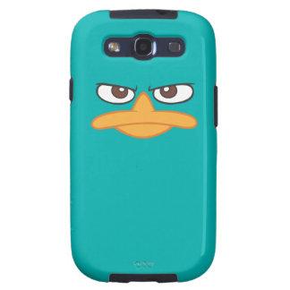 Agente P Samsung Galaxy S3 Cárcasa