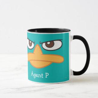 Agente P Taza