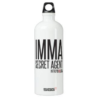 Agente secreto de Imma