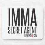 Agente secreto de Imma Tapete De Ratones