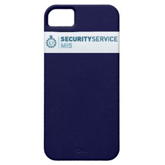 Agente secreto funda para iPhone SE/5/5s