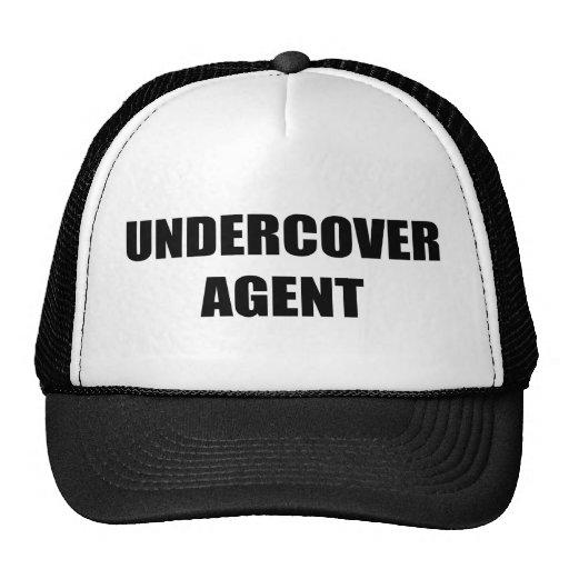 Agente secreto gorro