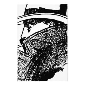 Agente secreto  papeleria
