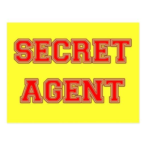 Agente secreto postal