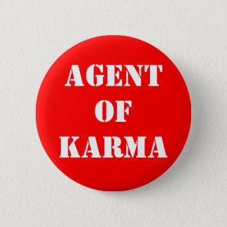 Agentof Karma Button