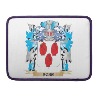 Ager Coat Of Arms Sleeves For MacBooks