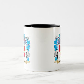 Ager Coat Of Arms Coffee Mugs