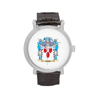 Ager Coat Of Arms Wrist Watch