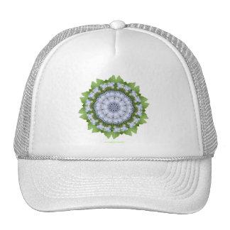 AGERATUM NOSEGAY TRUCKER HAT