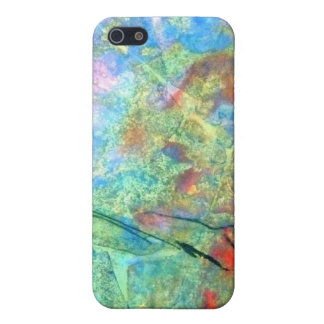 Aggelikis Abstract Collage Design iPhone SE/5/5s Case