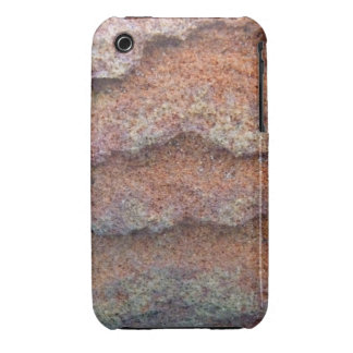 Aggelikis Blueberry Case Rock Formation Design iPhone 3 Case
