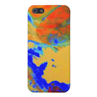 Aggelikis Marbling - 1 Design iPhone SE/5/5s Case