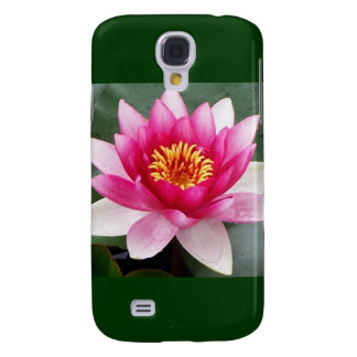 Aggelikis Pink Waterlilly Design Speck Galaxy S4 Cover