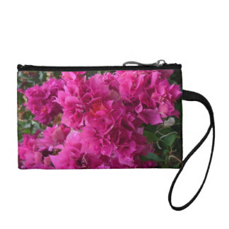 Aggelikis Purple Bouganvillia Bagettes Bag