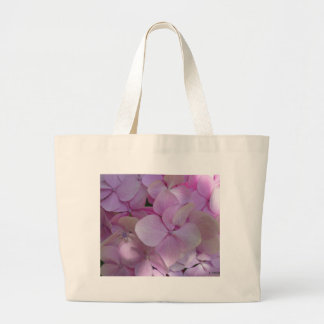Aggelikis Soft Pink Hydrangea Flower Bag