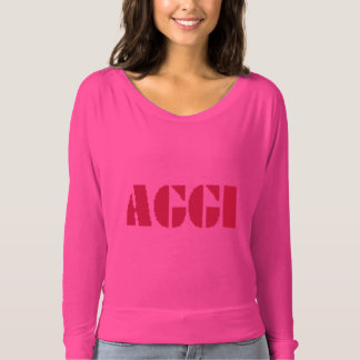 aggi long sleeve t shirt