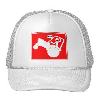 AGGIE DUDE 2 TRUCKER HAT
