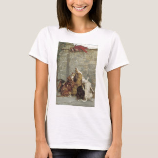 Aggravation by Briton Riviere T-Shirt