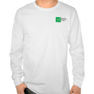 Aggregate Knowledge - Long sleeve T Tee Shirts