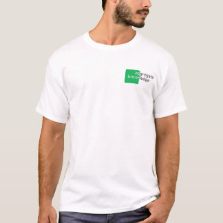 Aggregate Knowledge - Short sleeve T T-Shirt