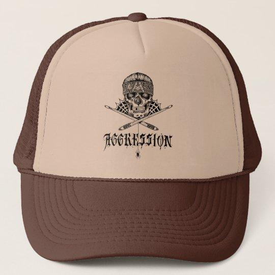 Aggression_Hat Trucker Hat