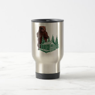 Aggressive Action Travel Mug