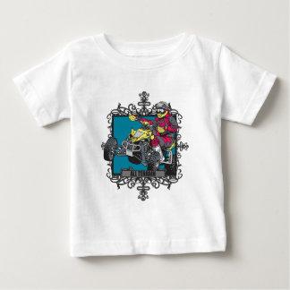 Aggressive All Terrain Baby T-Shirt