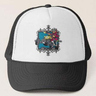Aggressive All Terrain Trucker Hat